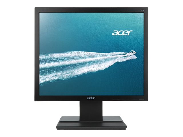 Acer 19 V196L bmd LED-LCD Monitor, Black, UM.CV6AA.007, 16450241, Monitors - LED-LCD