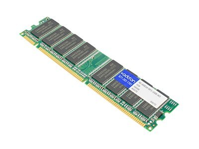 ACP-EP 2GB 244-pin DDR2 SDRAM DIMM Kit for ASR 1000 Series, M-ASR1K-RP1-2GB-AO, 17815986, Memory