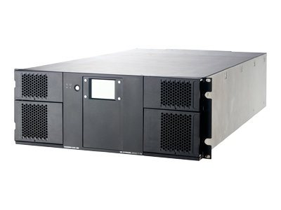 Tandberg Data 100 250TB StorageLibrary T40+ 40 Slots LTO-6 HH SAS Tape Library, 8178-LTO, 15135346, Tape Automation