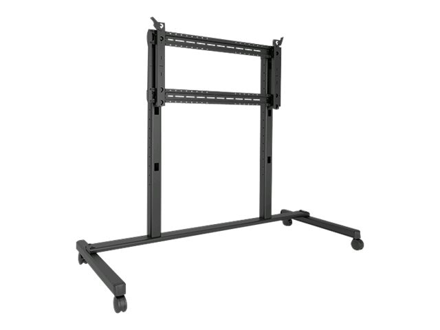 Chief Manufacturing Fusion Extra Large Cart Mount, Black, XVM1U