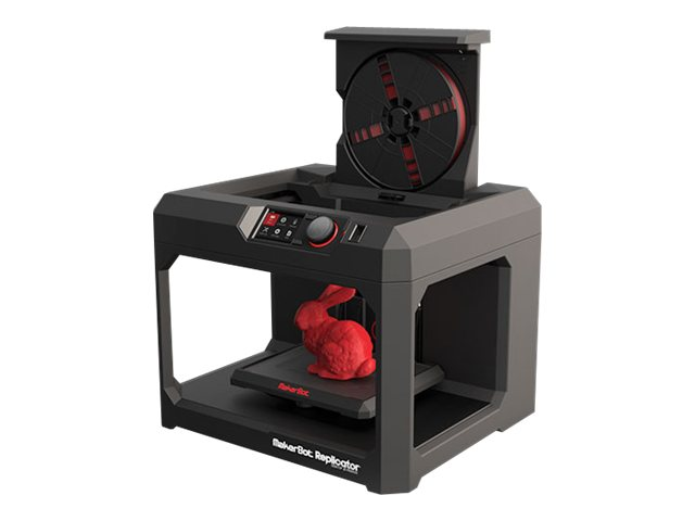 MakerBot Replicator 5th Gen Desktop 3D Printer, MP05825, 16721582, Printers - 3D