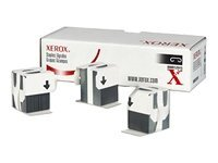 Xerox Staples Cartridges for Select BookMark, CopyCentre, DocuColor & WorkCentre Devices (3 Cartridges)