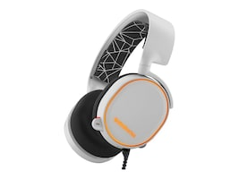 Steelseries ARCTIS 5 HEADSET WHITE         ACCS, 61444, 32980285, Computer Gaming Accessories