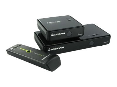 IOGEAR Wireless 3D Digital Kit, GW3DHDKIT, 13444743, Digital Media Player Accessories