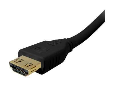 Comprehensive Pro AV IT High Speed HDMI Cable with ProGrip CL3, Black, 75ft, HD-HD-75PROBLK, 17547192, Cables