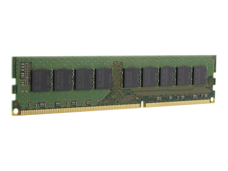 HP 8GB PC3-12800 DDR3 SDRAM DIMM for Z220, B1S54AT, 14410422, Memory