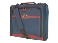 Mobile Edge DIG Laptop Tote, Navy Burgundy, MP-DLT01, 8312594, Carrying Cases - Notebook