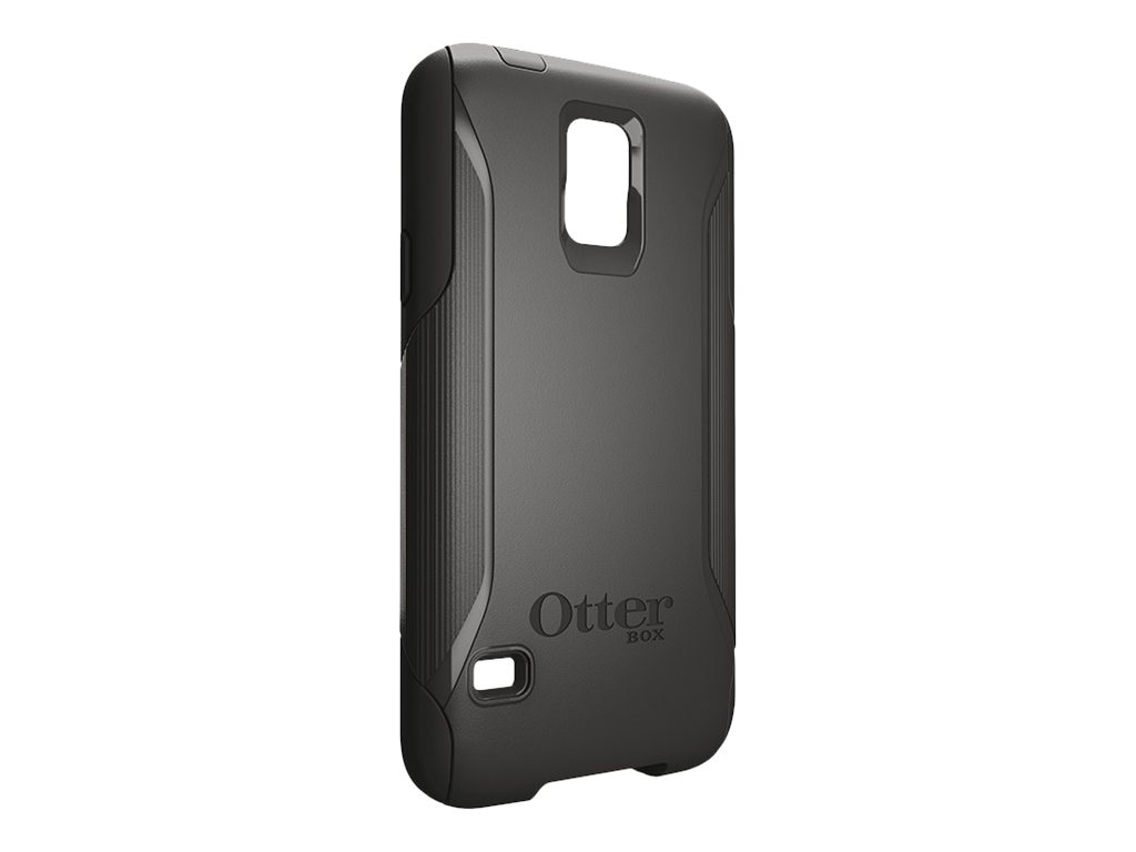 OtterBox Commuter Series Case for Galaxy S5, Black, 77-39174, 16905411, Carrying Cases - Phones/PDAs