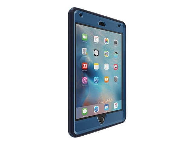 OtterBox Defender Case for iPad mini 4, Indigo