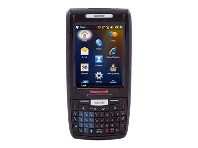 Honeywell Dolphin 7800 802.11abgn BT Numeric Keyboard Camera Std Range Extended Battery Android OS