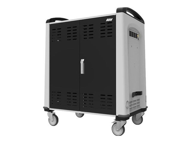 Aver Information ChromeCharge Cart, CRMCHRG01, 16236886, Computer Carts