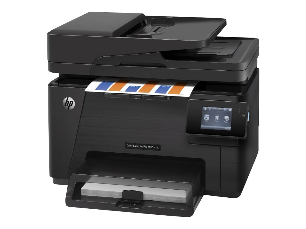 HP Color LaserJet Pro MFP M177fw ($349 - $50 Instant Rebate = $299 Expires 3 31 16), CZ165A#BGJ, 16174224, MultiFunction - Laser (color)