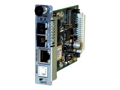 Transition 10 100 1000BT 1000BLX-OAM Converter 1550NM SM 65KM, CBFFG1017-105, 9893538, Network Transceivers