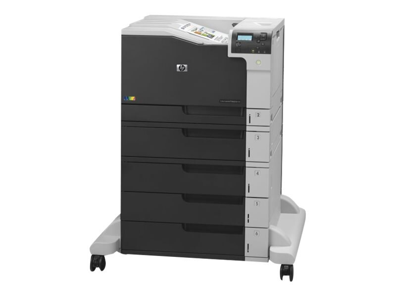 HP Color LaserJet Enterprise M750xh Printer, D3L10A#BGJ, 16327796, Printers - Laser & LED (color)