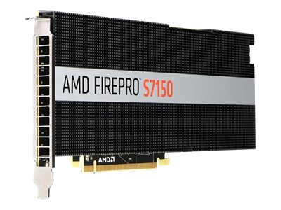 AMD FirePro S7150CG PCIe 3.0 Graphics Card, 8GB GDDR5