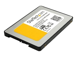 StarTech.com M.2 Solid State Drive to 2.5 SATA 6Gb s Adapter NGFF Solid State Drive Converter w  Housing, SAT2M2NGFF25, 18133872, Drive Mounting Hardware