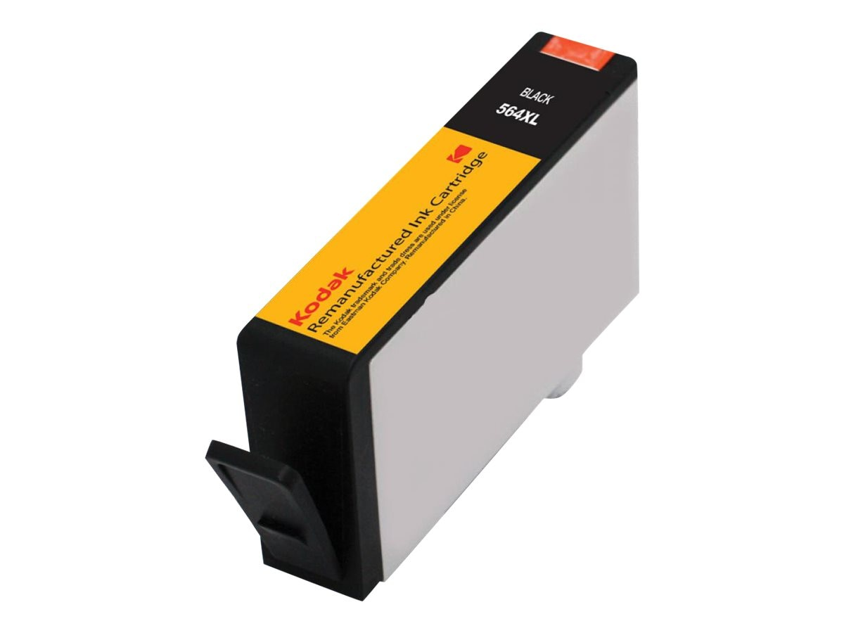 Kodak CN684WN Black Ink Cartridge for HP, CN684WN-KD, 31286486, Ink Cartridges & Ink Refill Kits