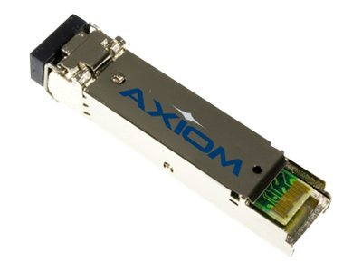 Axiom 1000BaseLX LH Gigabit Ethernet SFP Transceiver Module, 10052-AX, 7572642, Network Transceivers