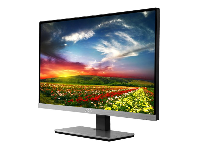 AOC 23 I2367FH Ful HD LED-LCD Monitor, Black, I2367FH, 15067275, Monitors - LED-LCD