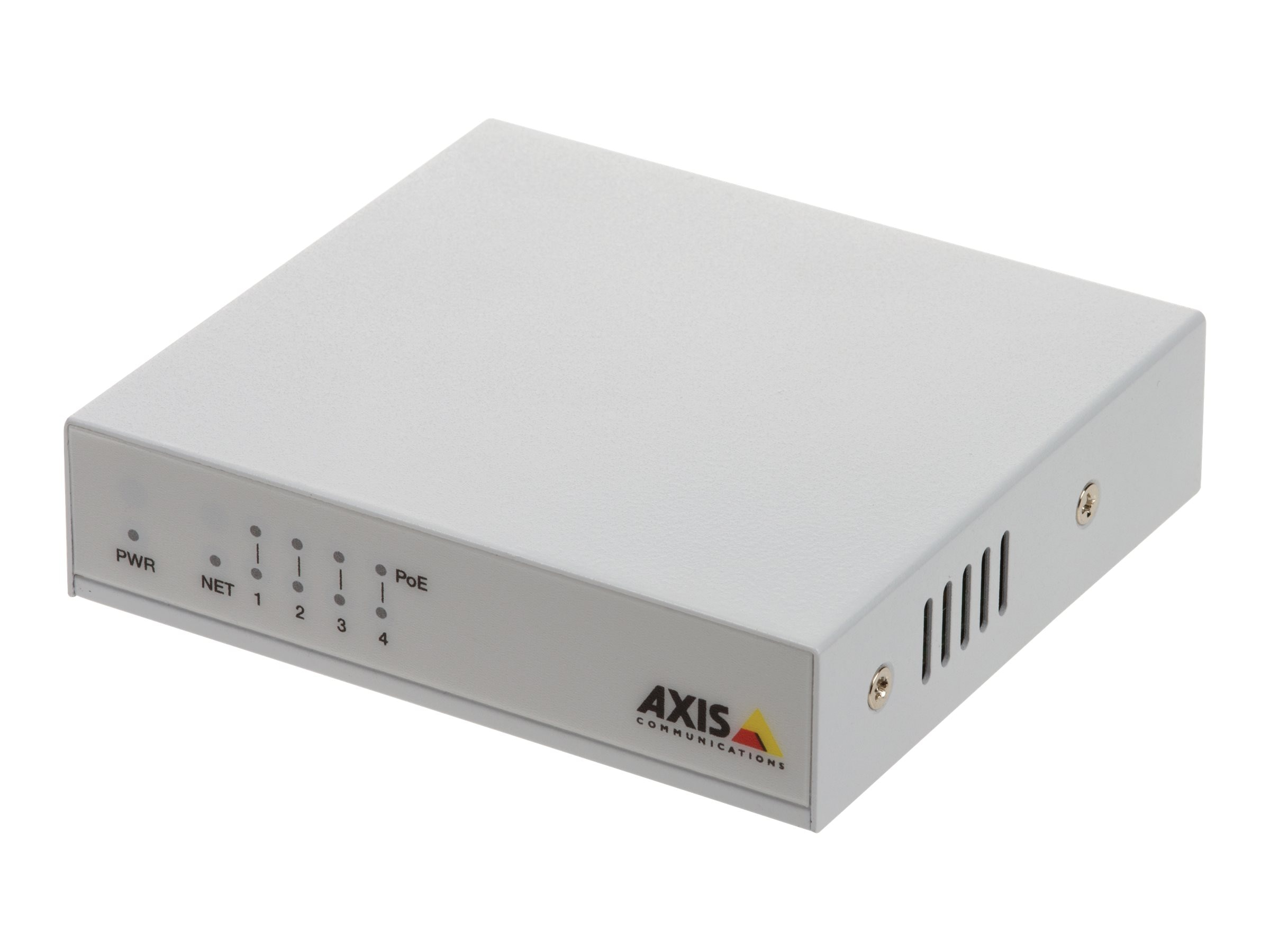 Axis Companion 4-Port FE PoE+ Switch