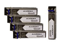 Axiom SFP GBIC 5-Pack # GLC-SX-MM BUY 4, GET 1 FREE PROMO, GLC-SX-MM-5PK, 11862554, Network Transceivers