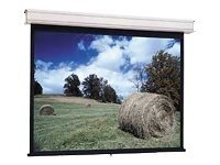 Da-Lite Advantage Manual With CSR Projection Screen, High Contrast Matte White, 16:9, 119