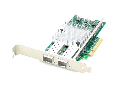 ACP-EP 10Gbs Dual Open SFP+ Port PCIe x8 NIC Dell 430-4436
