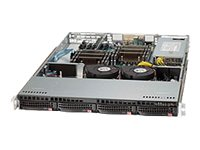 Supermicro Barebone, E5-2600 Series, X9DRD-IF, 4x3.5 HS