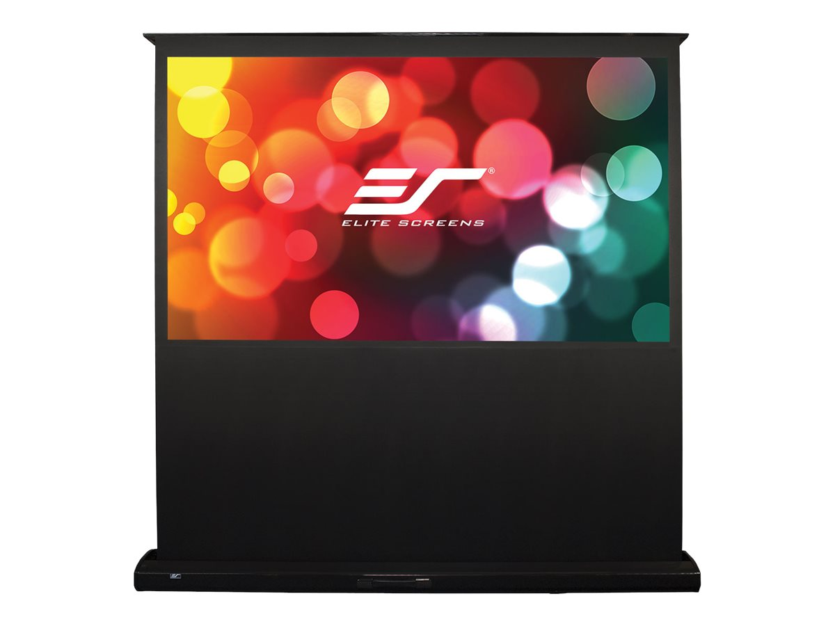 Elite Kestrel Home Series Projection Screen, MaxWhite, 16:9, 106, FEB106H, 16769383, Projector Screens