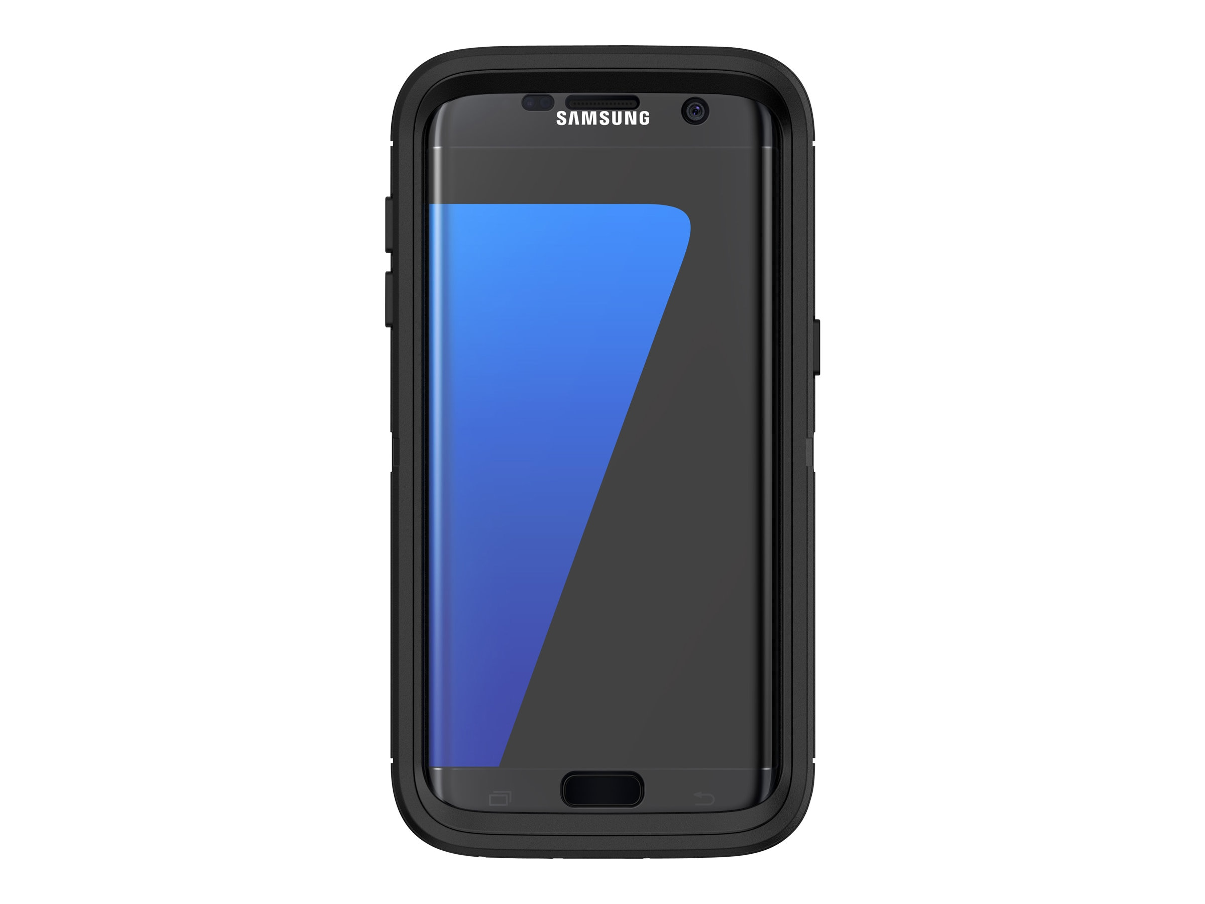 OtterBox Defender Case for Samsung Galaxy S7 Edge, Black