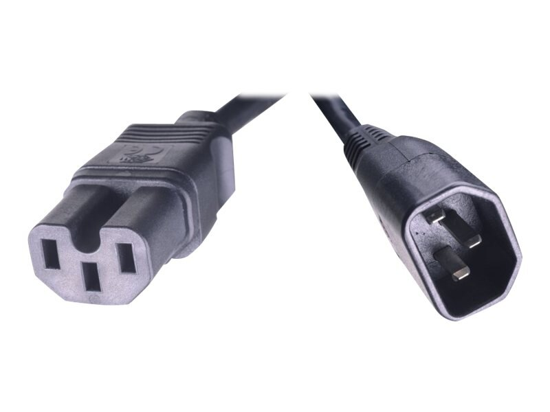 HPE Power Cord C15 to C14, 2.5m