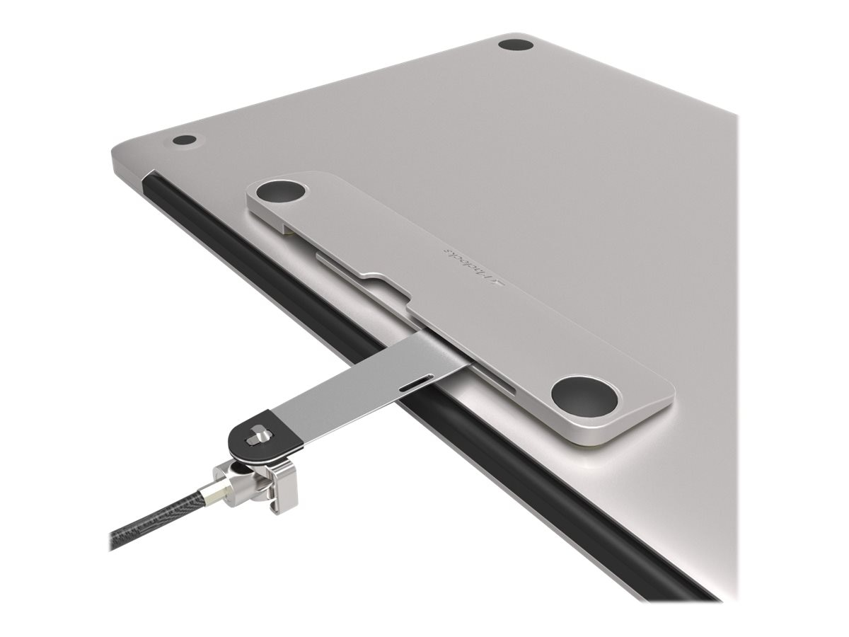 Compulocks Blade w  Keyed Cable Lock, BLD01KL, 18164071, Security Hardware