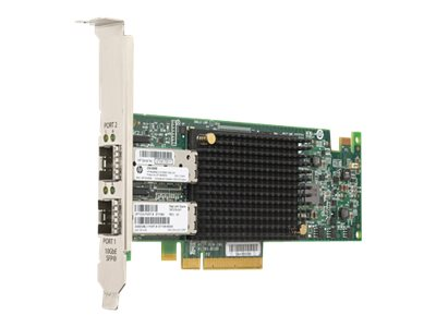 HPE StoreFabric CN1200E 10GBASE-T 2-Port Converged Network Adapter, N3U51A, 31856063, Network Adapters & NICs