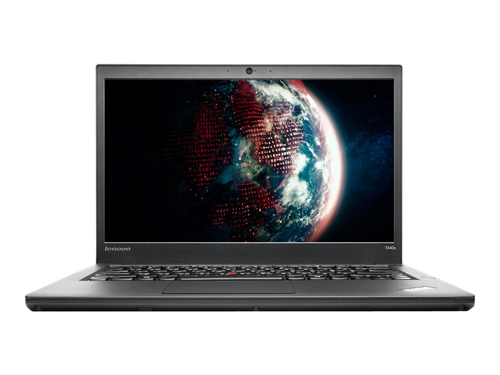 Scratch & Dent Lenovo ThinkPad T440s Core i7-4600U 2.1GHz 8GB 256GB SSD ac GNIC BT FR WC 3C 14 FHD W7P64-W8P, 20AQ006HUS, 30885663, Notebooks