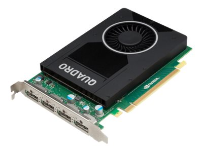 HPE NVIDIA Quadro M2000 PCIe 3.0 x16 Graphics Card, 4GB GDDR5