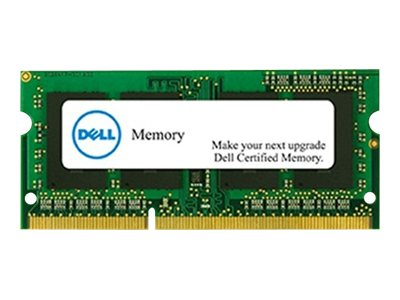 Dell 4GB 204-pin DDR3 SDRAM SODIMM for Select Models, SNPNWMX1C/4G