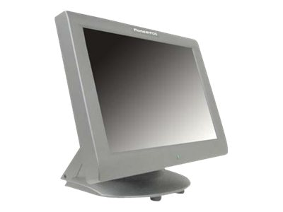 Pioneer 15 TOM-M5 LCD Touchmonitor with USB Hub, BLack, 1M1000R2B1, 11604184, Monitors - LCD
