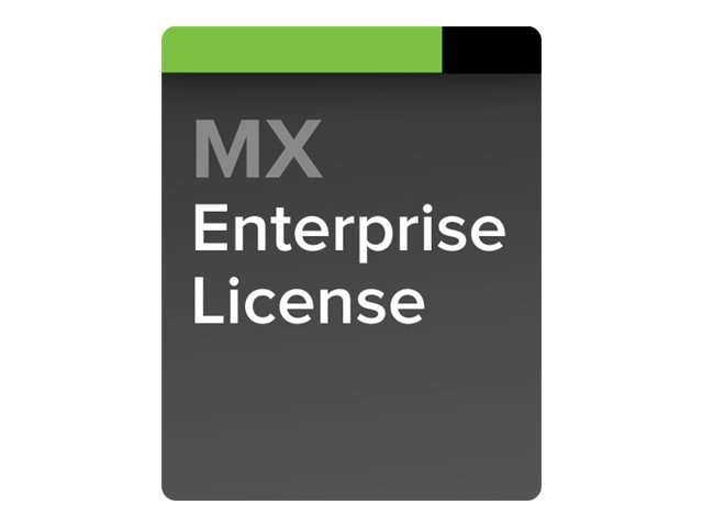 Cisco Meraki 5-year MX90 Enterprise License, LIC-MX90-ENT-5YR, 16062812, Hardware Licenses