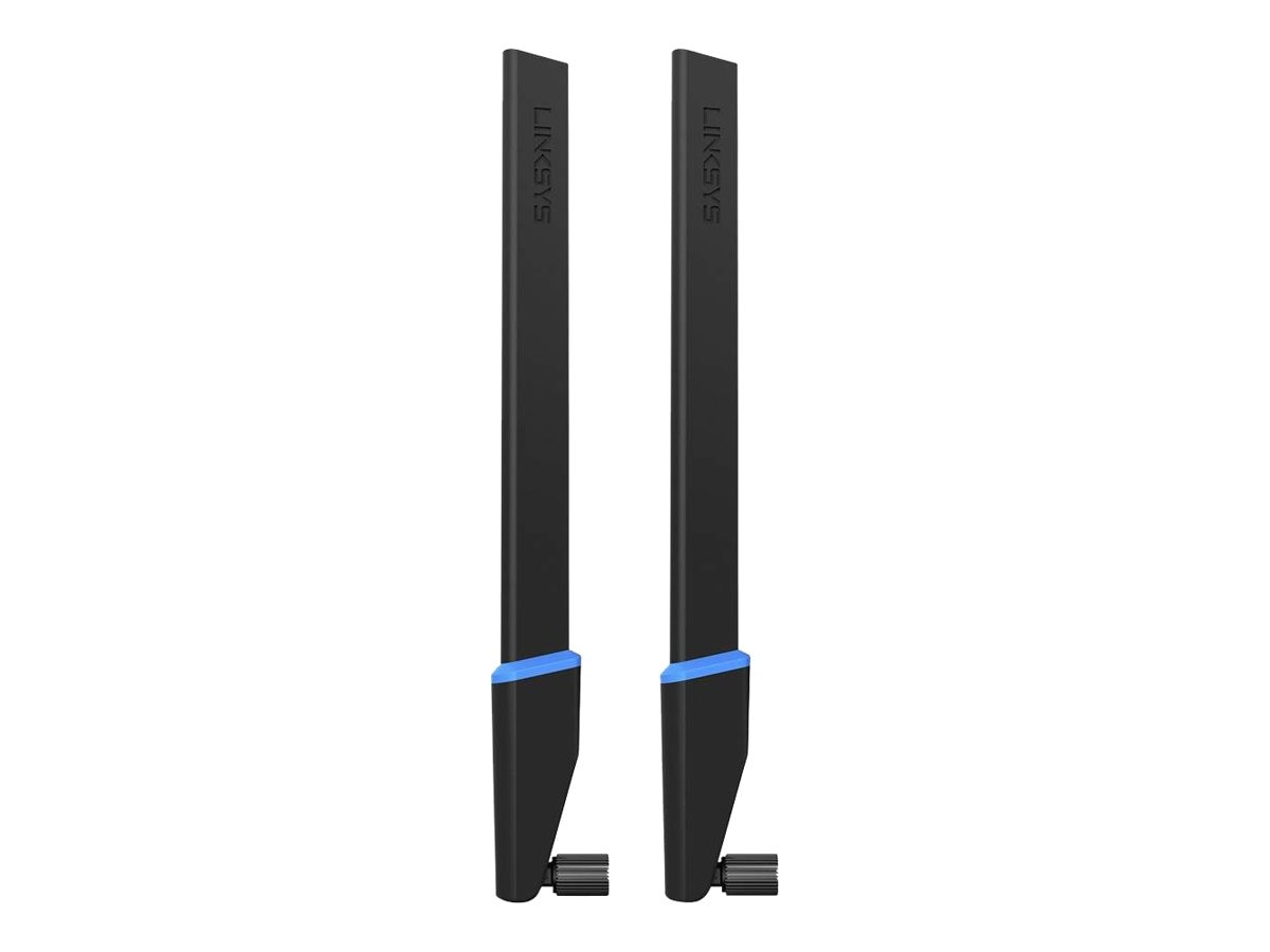 Linksys Dual Band High Gain Antennas (2-Pack), WRT002ANT