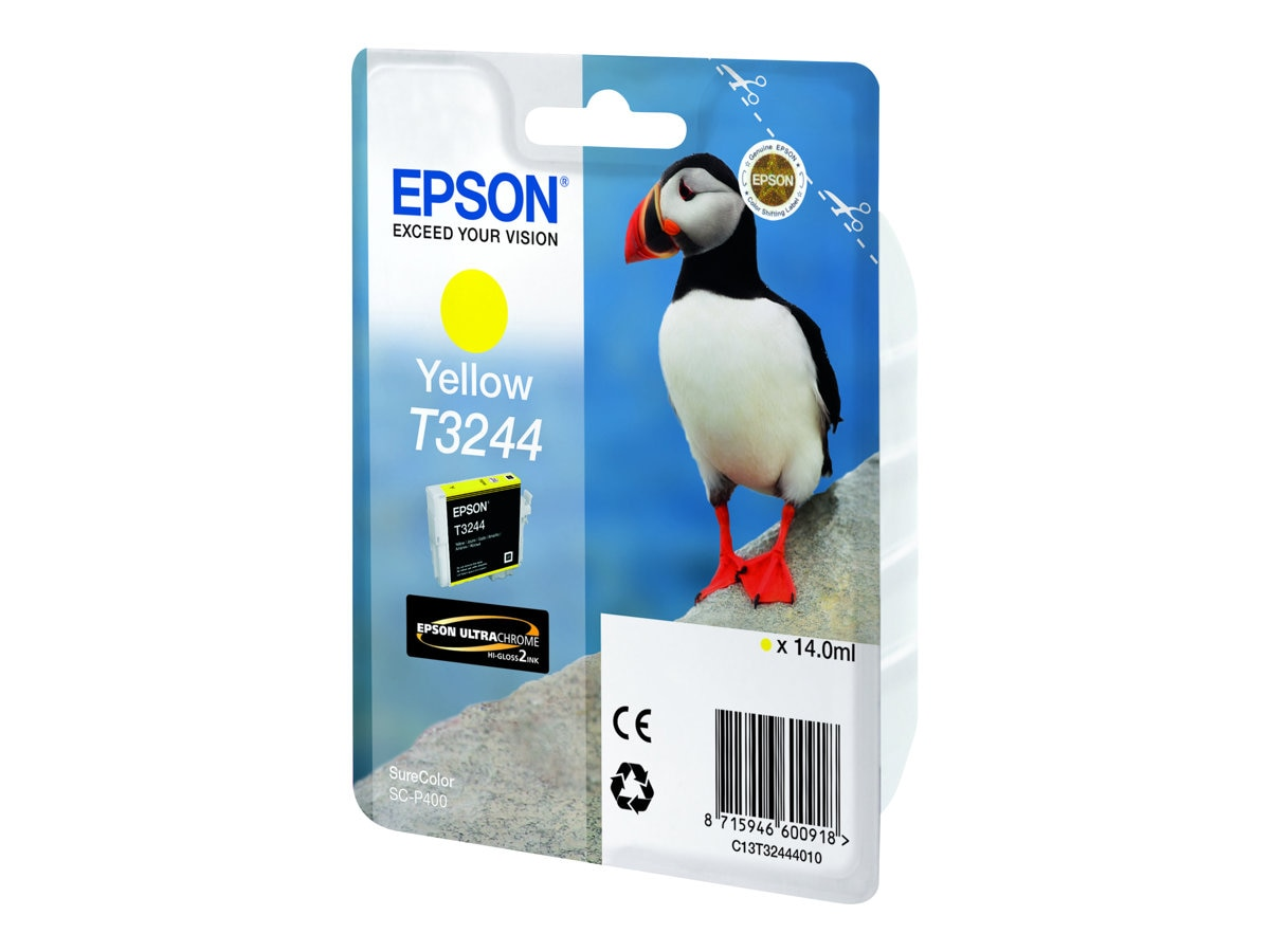 Epson 324 Yellow Ink Cartridge
