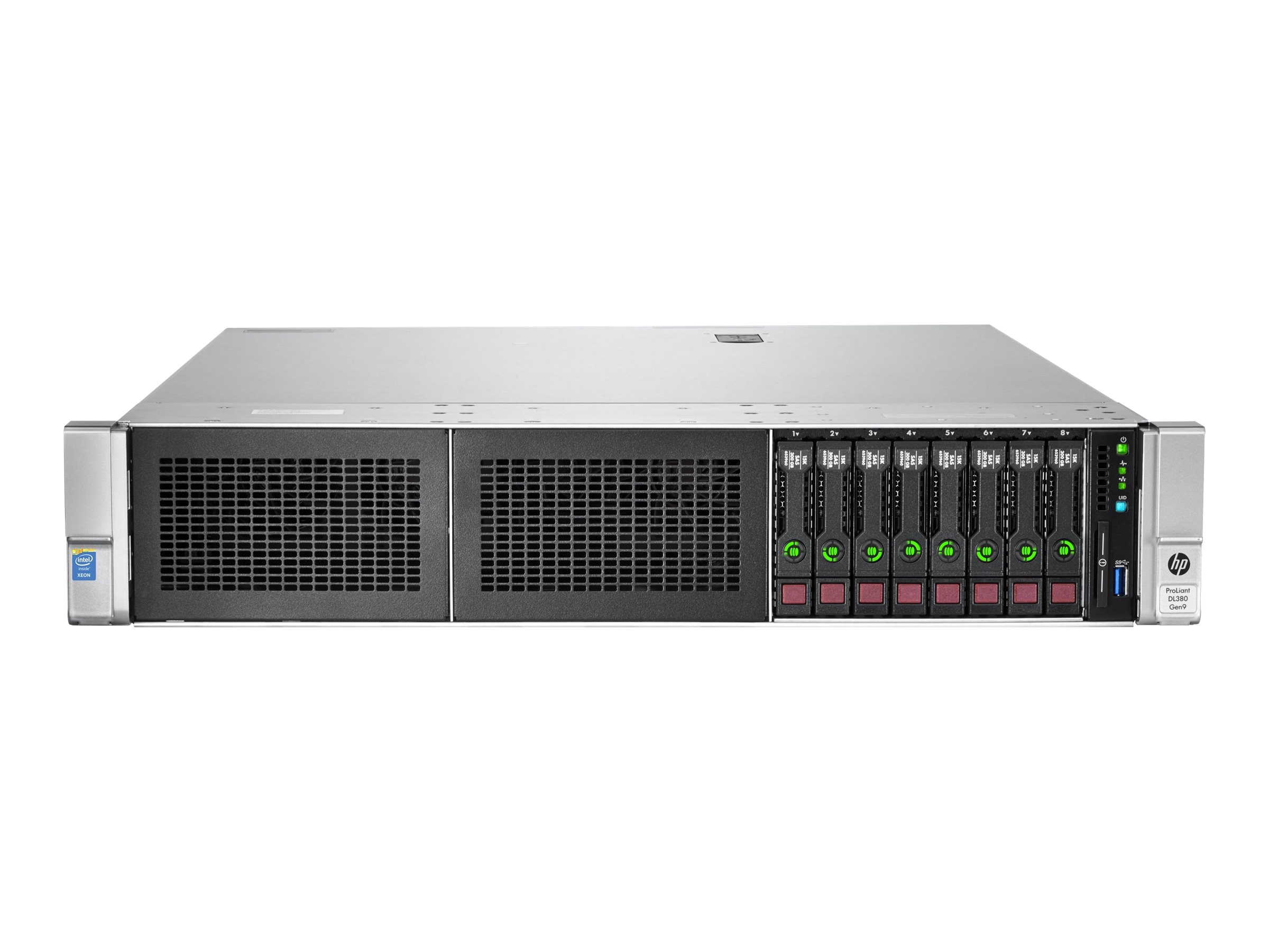 HPE ProLiant DL380 Gen9 Intel 2.2GHz Xeon