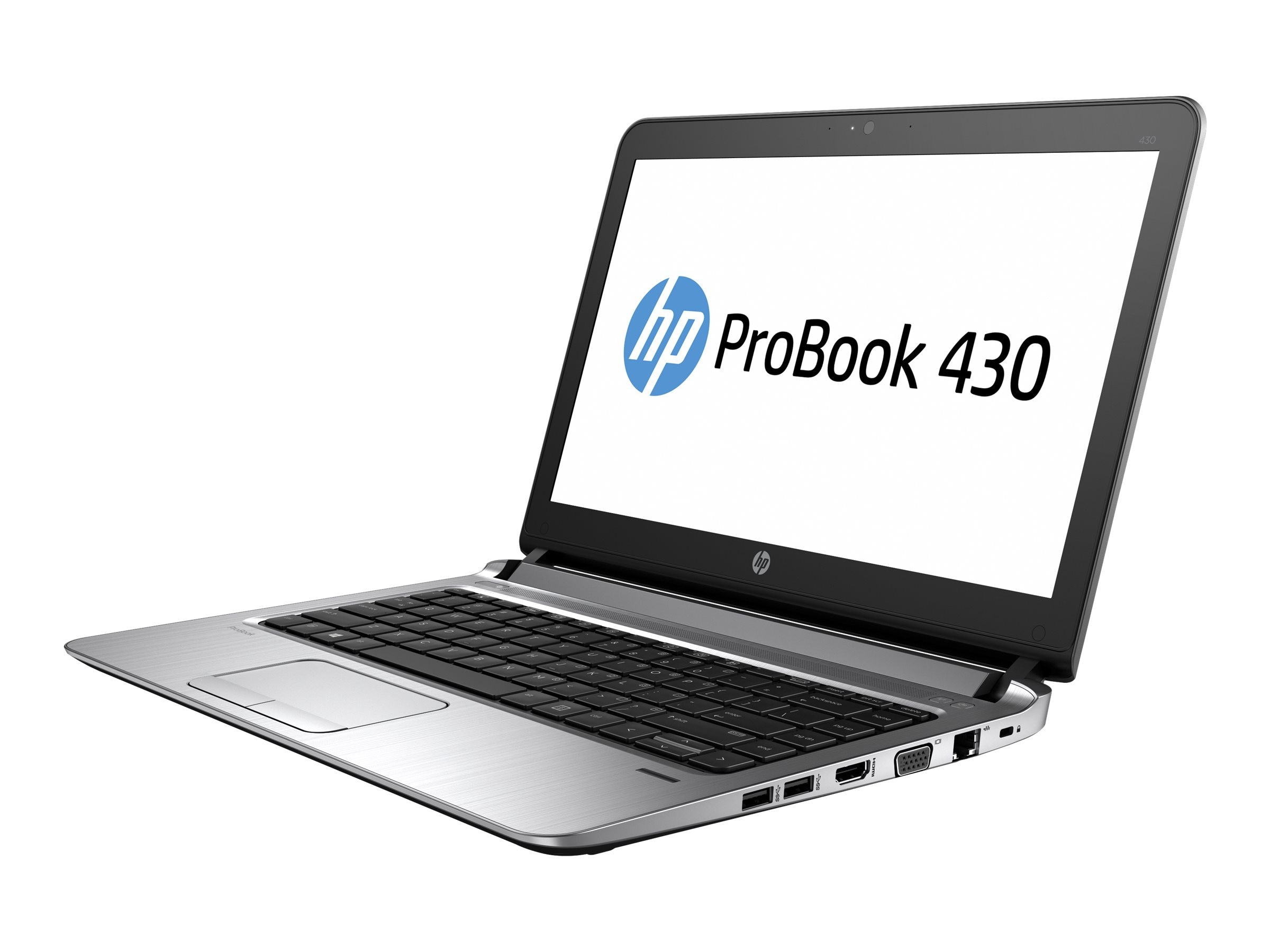HP Smart Buy EliteBook 430 G3 2.3GHz Core i3 13.3in display, T1B61UT#ABA, 30731429, Notebooks