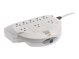 APC Professional SurgeArrest (8) Outlets, 1120 joules, 120V, PRO8, 45248, Surge Suppressors