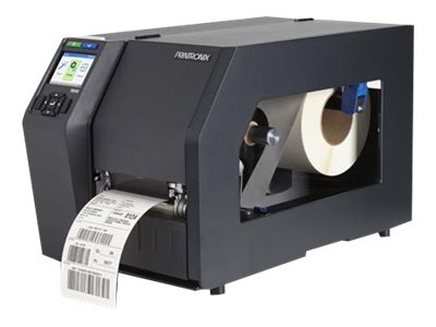 Printronix T8204 Network Printer w  Cutter, T82X4-1104-0
