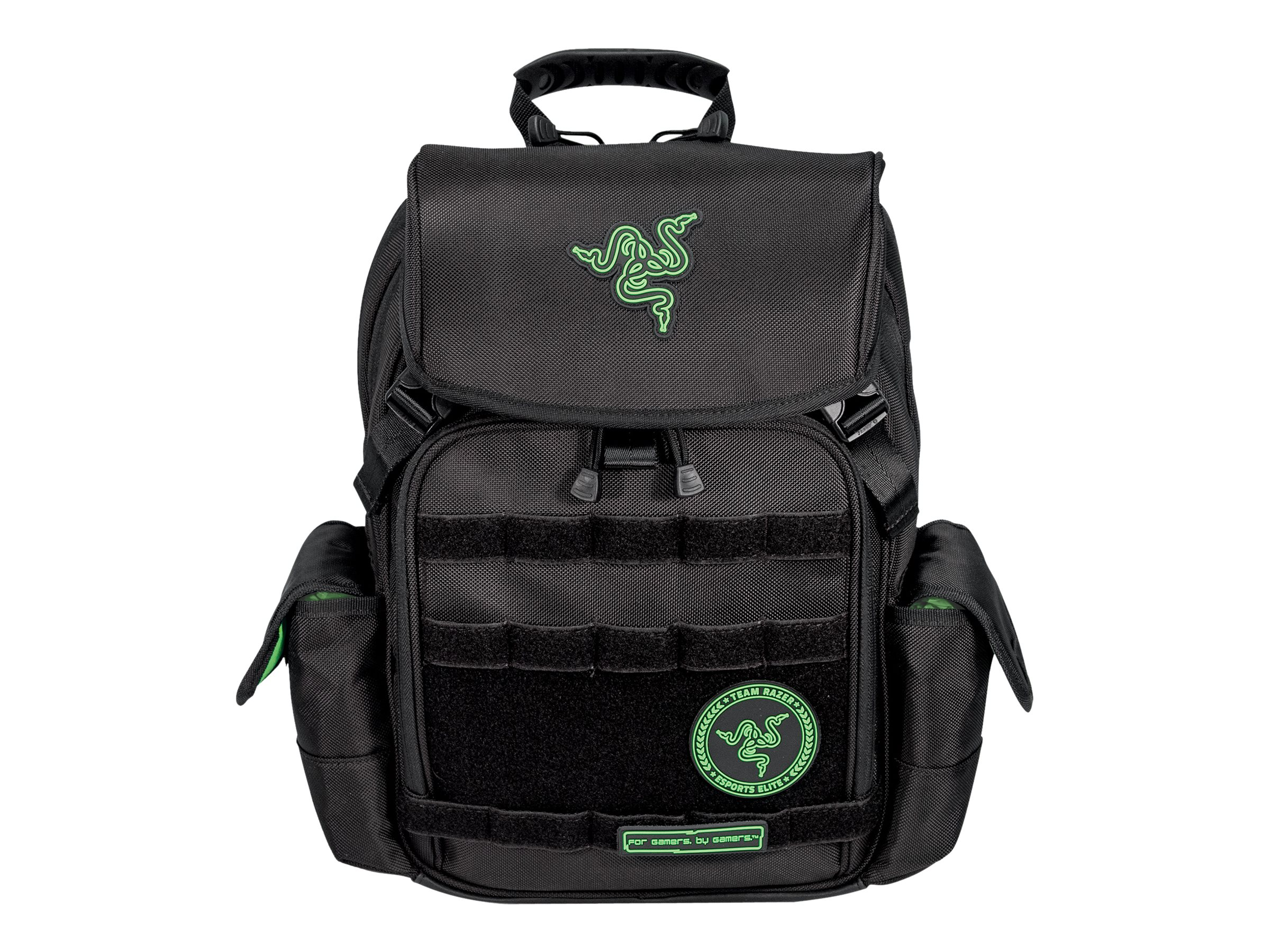 Mobile Edge Razer Tactical Backpack 15, RAZERBP15, 30988582, Carrying Cases - Other