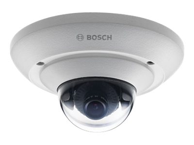 Bosch Security Systems FlexiDome IP Micro 5000 5MP Dome Camera with 2.5mm Lens, NUC-51051-F2, 17399046, Cameras - Security