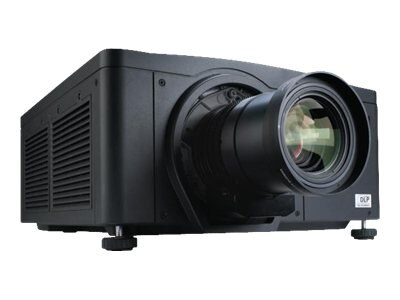 Christie HD14K-M 1080 HD 3DLP Projector, 12000 Lumens, Black, 118-019101-04