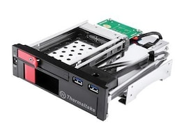 Thermaltake USB 3.0 Hard Drive Hot Swap Station, ST0026Z, 14528471, Hard Drive Enclosures - Single