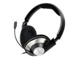 Creative Labs ChatMax HS-620 Headset, 51EF0390AA001, 12237401, Headsets (w/ microphone)