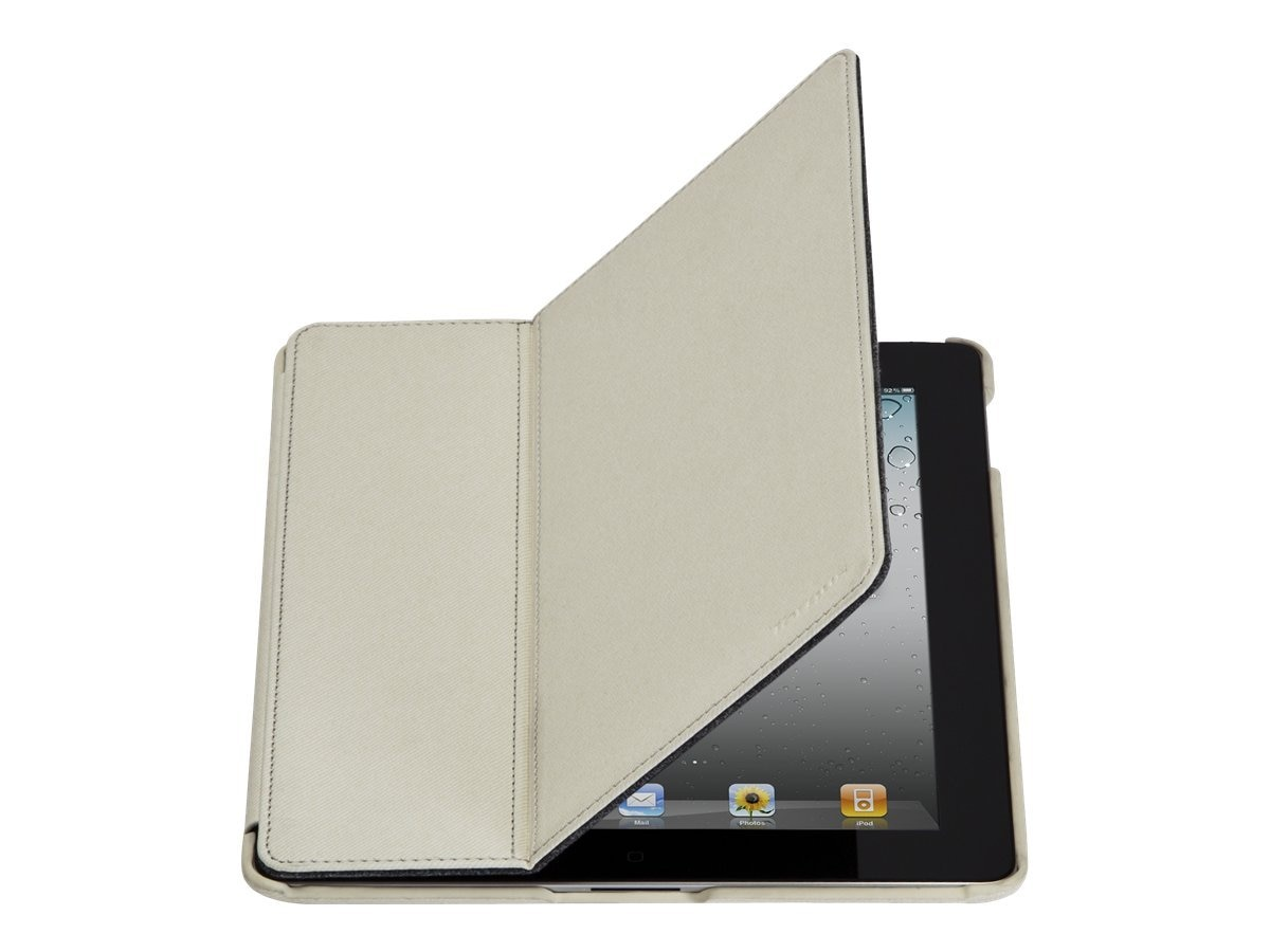 Targus Slim Case for iPad 3, White, THD00601US, 13766822, Carrying Cases - Tablets & eReaders
